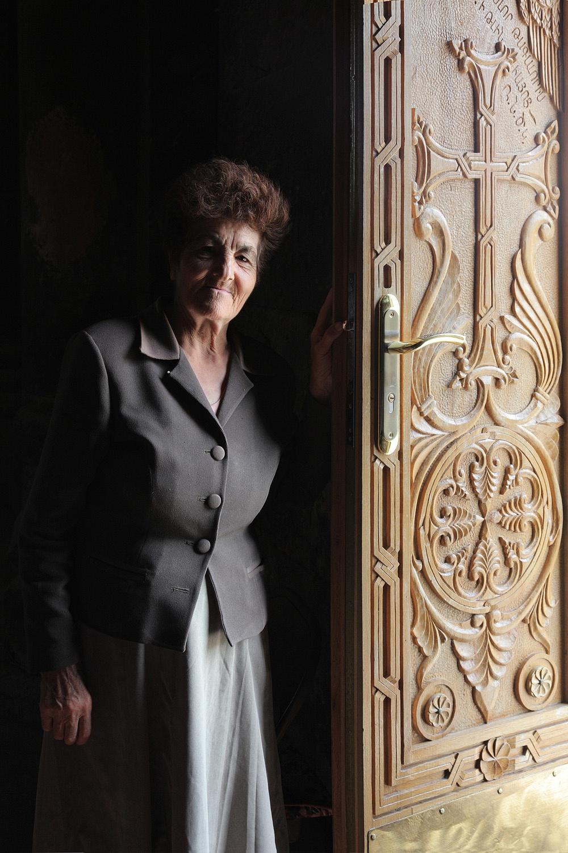 doorwoman