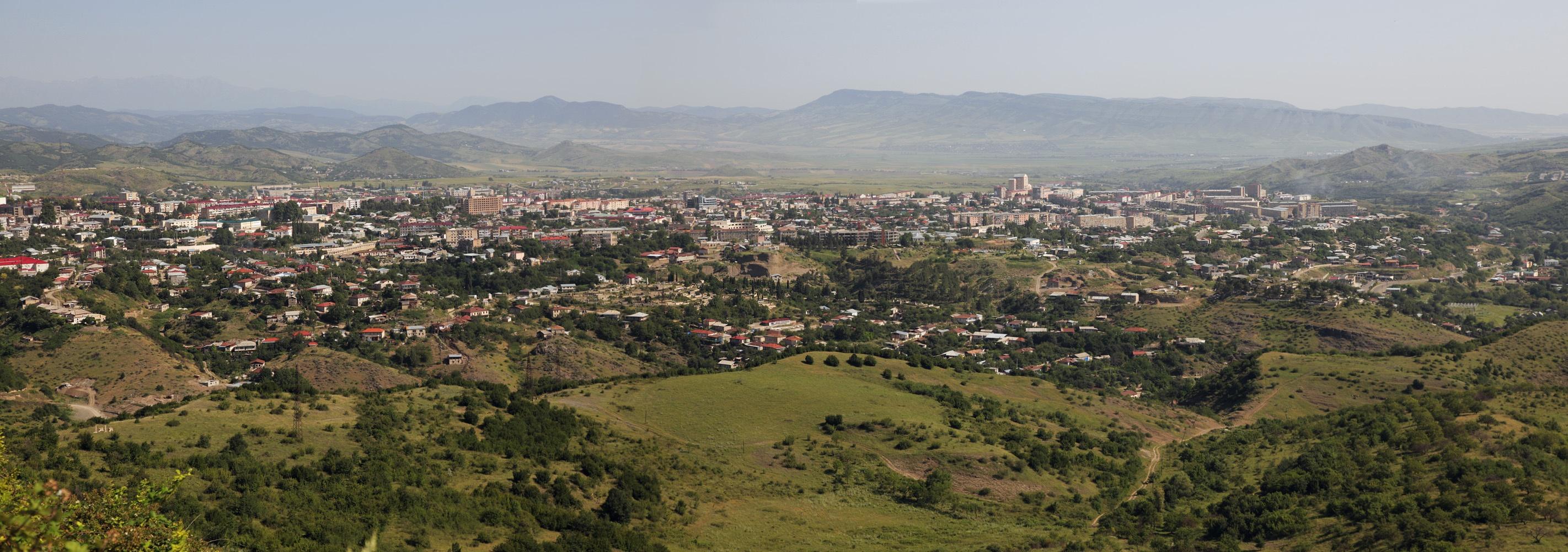 stepanakert Stepanakert,  Nagorno-Karabakh, 2013
