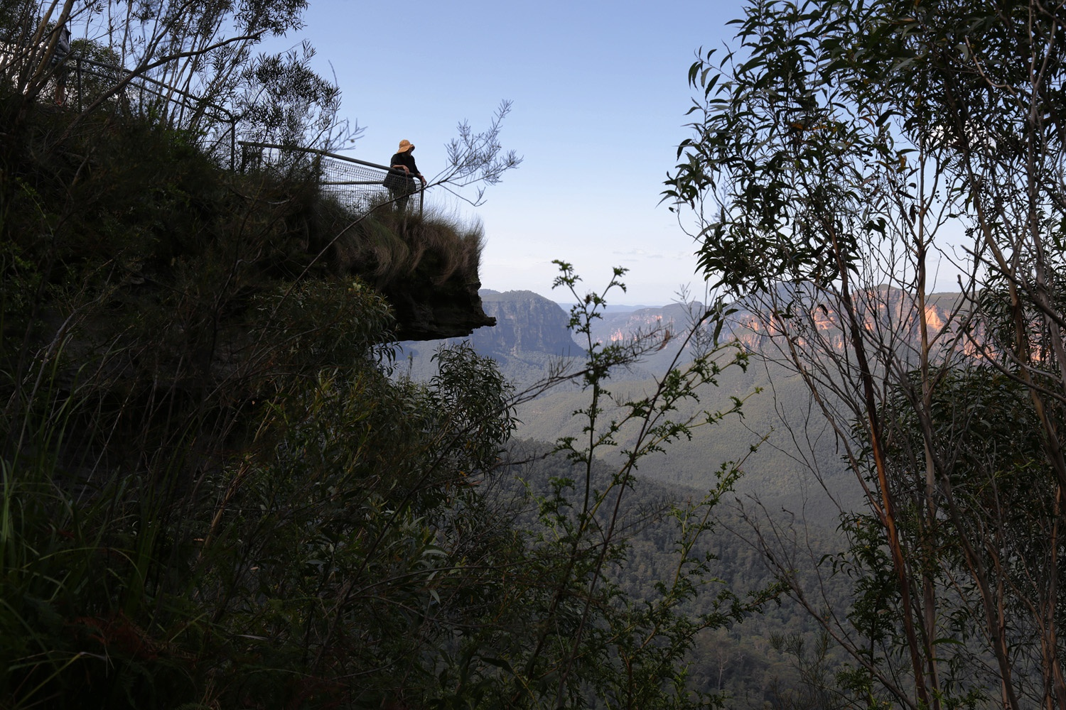 cantilever Blue Mountains, 