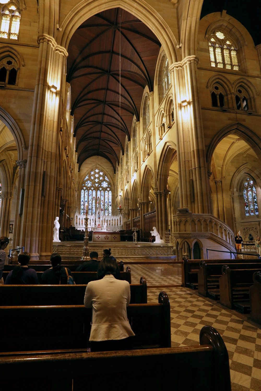 stmarys St. Mary's Cathedral,  Sydney, Australia, 2015