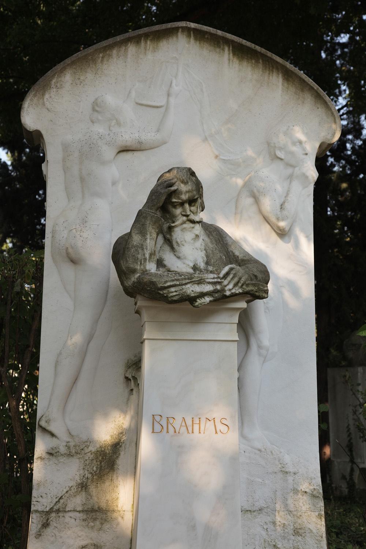 brahms Central Cemetery,  Vienna, Austria, 2013