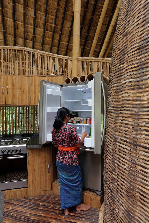 bamboorefrigerator