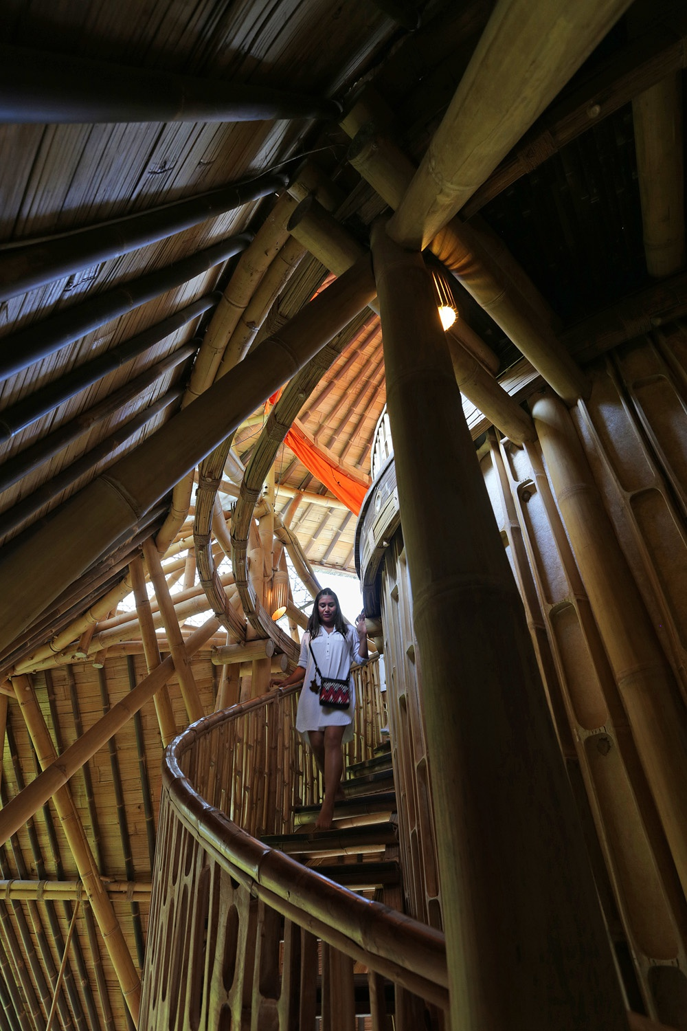 bamboostair Bamboo House, 