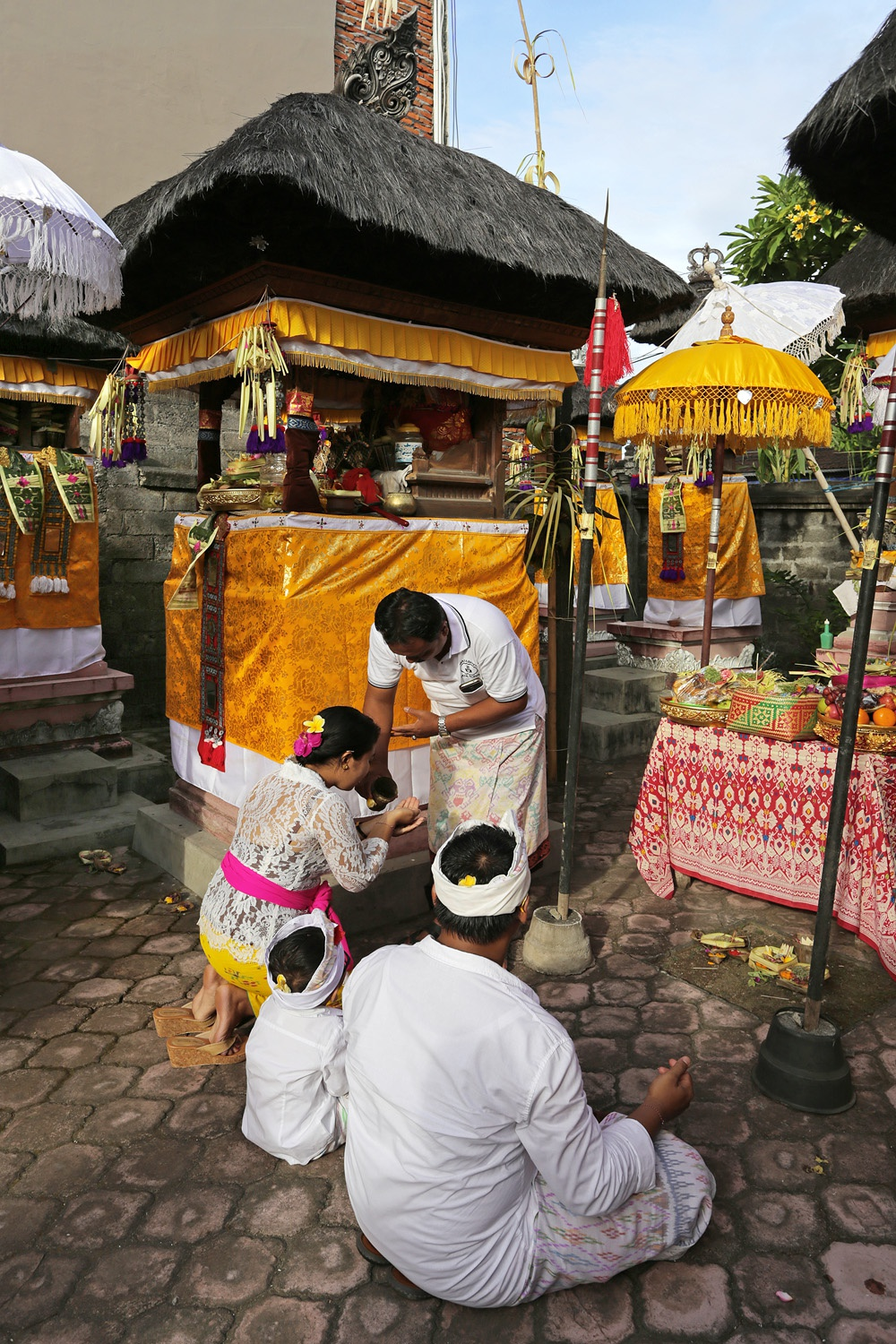 blessing 210 Day Ceremony, 