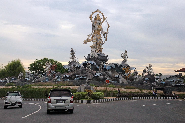 colossalrama Bali, Indonesia, 2016