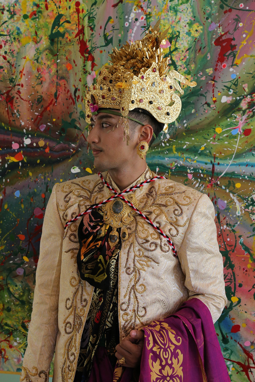 groomA Groom,  Sanur,  Bali, Indonesia, 2016
