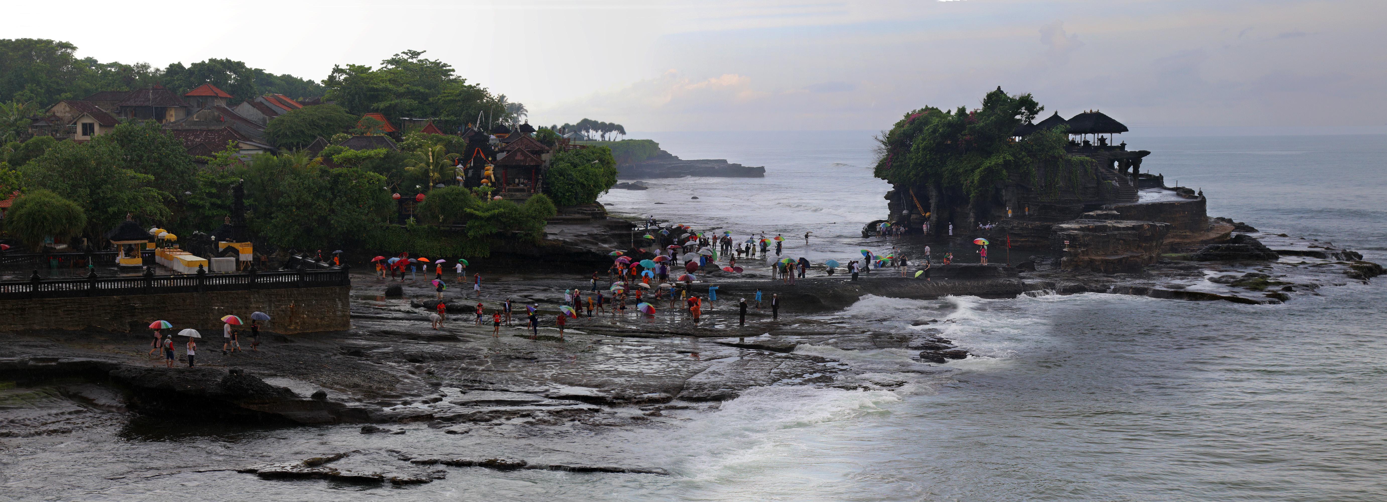 tanahlotpan Tanah Lot,  Bali, Indonesia, 2016