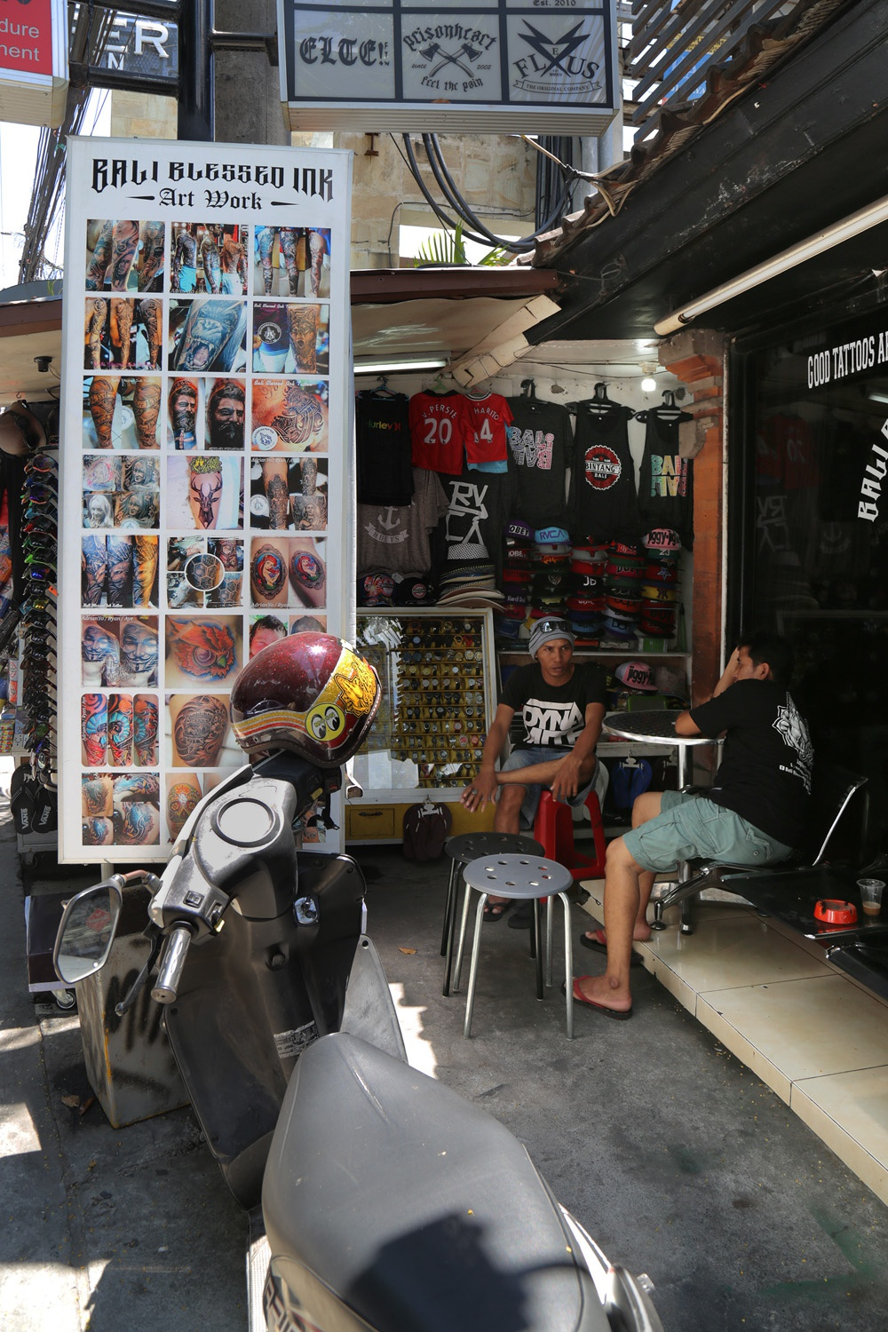 tattooshop Tattoo Shop, 