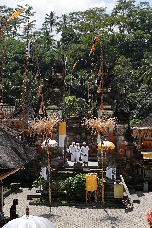 watergate Pura Tirta Empul Temple,  Bali, Indonesia, 2016