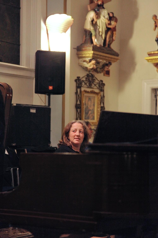 apprentice Conducting Apprentice Mary Dougherty,  Berkeley, California, 2013
