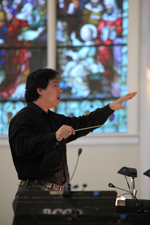 mingpractice17(web) Ming Luke,  Berkeley Community Chorus & Orchestra, 2012