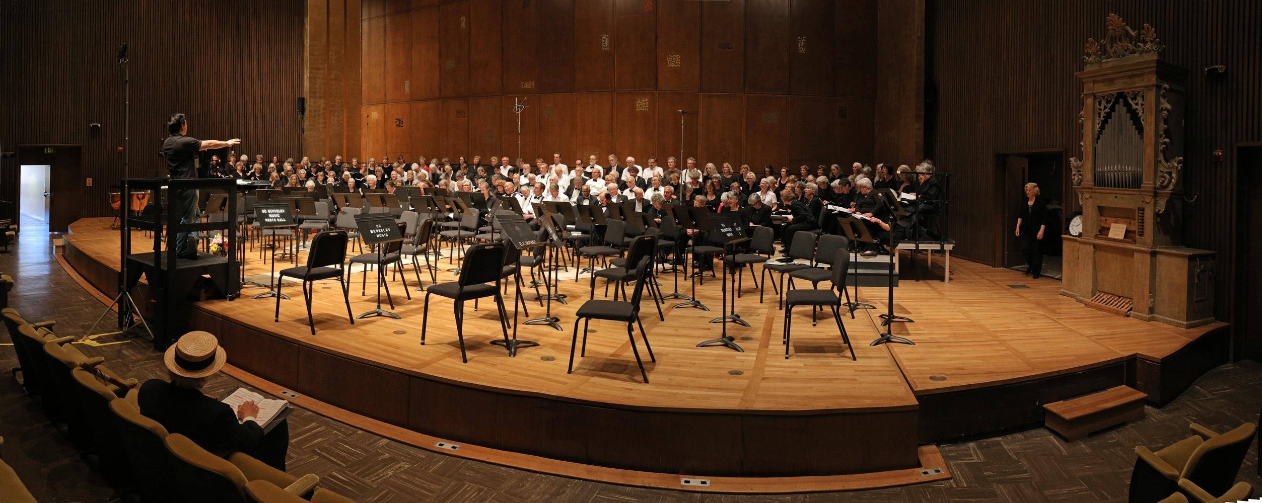 s15-practicepan BCCO Spring Concert,  Hertz Hall, UC Berekeley,  Berkeley, California, 2015