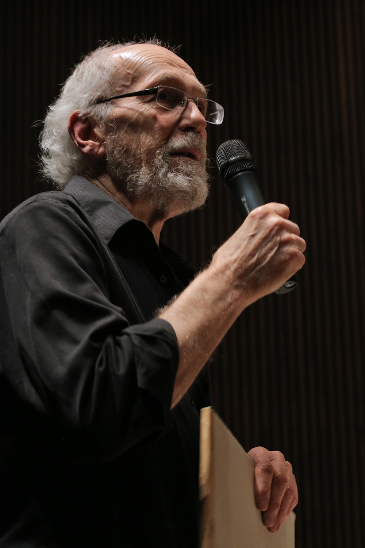 s15-stan Stan Dewey,  BCCO Spring Concert,  Hertz Hall, UC Berkeley,  Berkeley, California, 2015