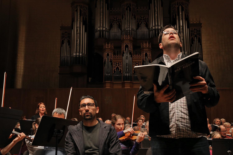 s16-soloists Soloists,  BCCO Spring Concert,  Hertz Hall,  Berkeley, California, 2016