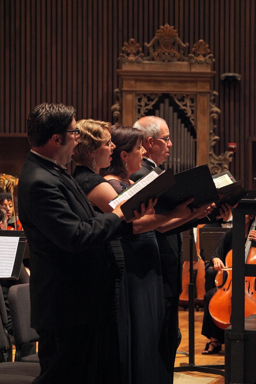 soloistsA Soloists,  Hertz Hall,  UC Berkeley, California, 2014