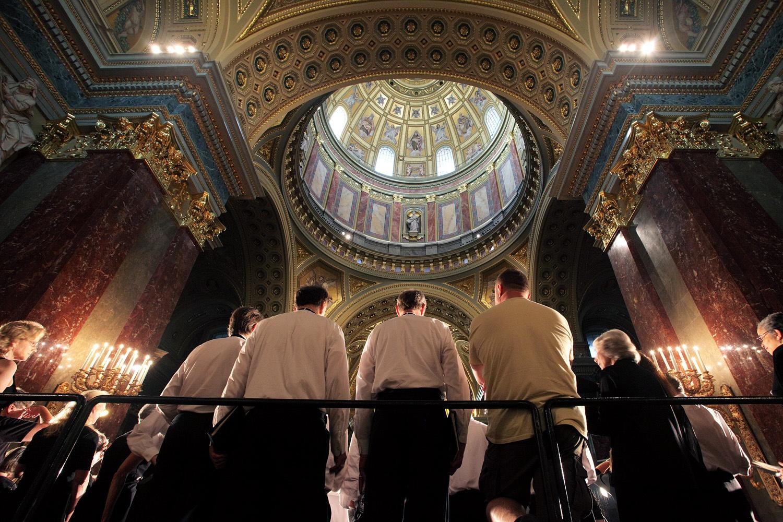 ststephensE St. Stephen's Basilica, Budapest, Hungary, 2013