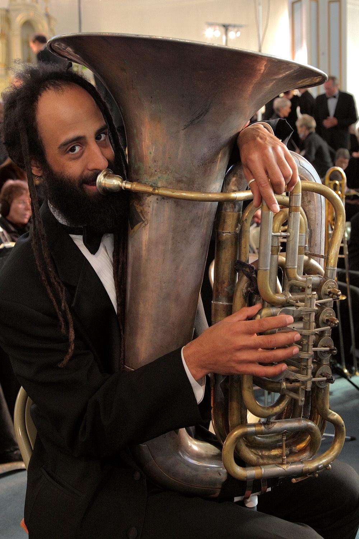 tuba Tuba,  Berkeley Community Orchestra,  Berkeley, California, 2011