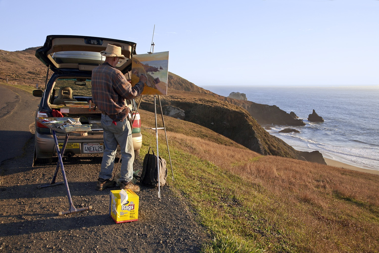 coastpainter Plein Air, 
