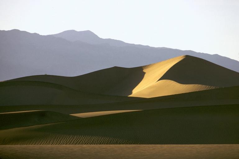 deathvalley Dunes, Death Valley, California, 1974
