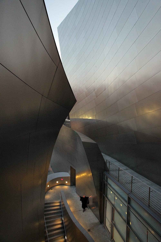 muidisney Walt Disney Concert Hall,  Los Angeles, California, 2012