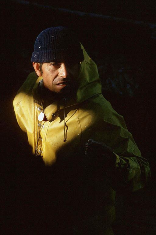 fisherman Fisherman, Monterey, California, 1974