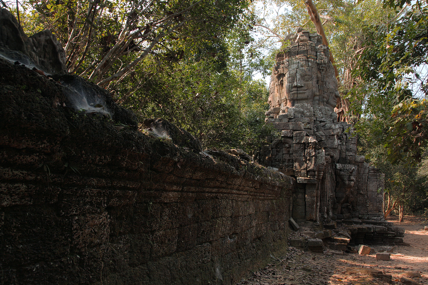 northentry Ta Prohm East Entry,, 
