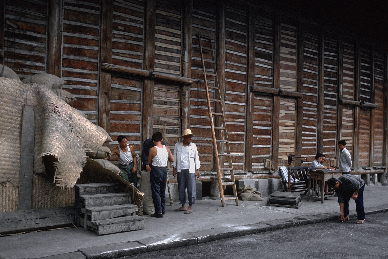 81-qingdaogranery