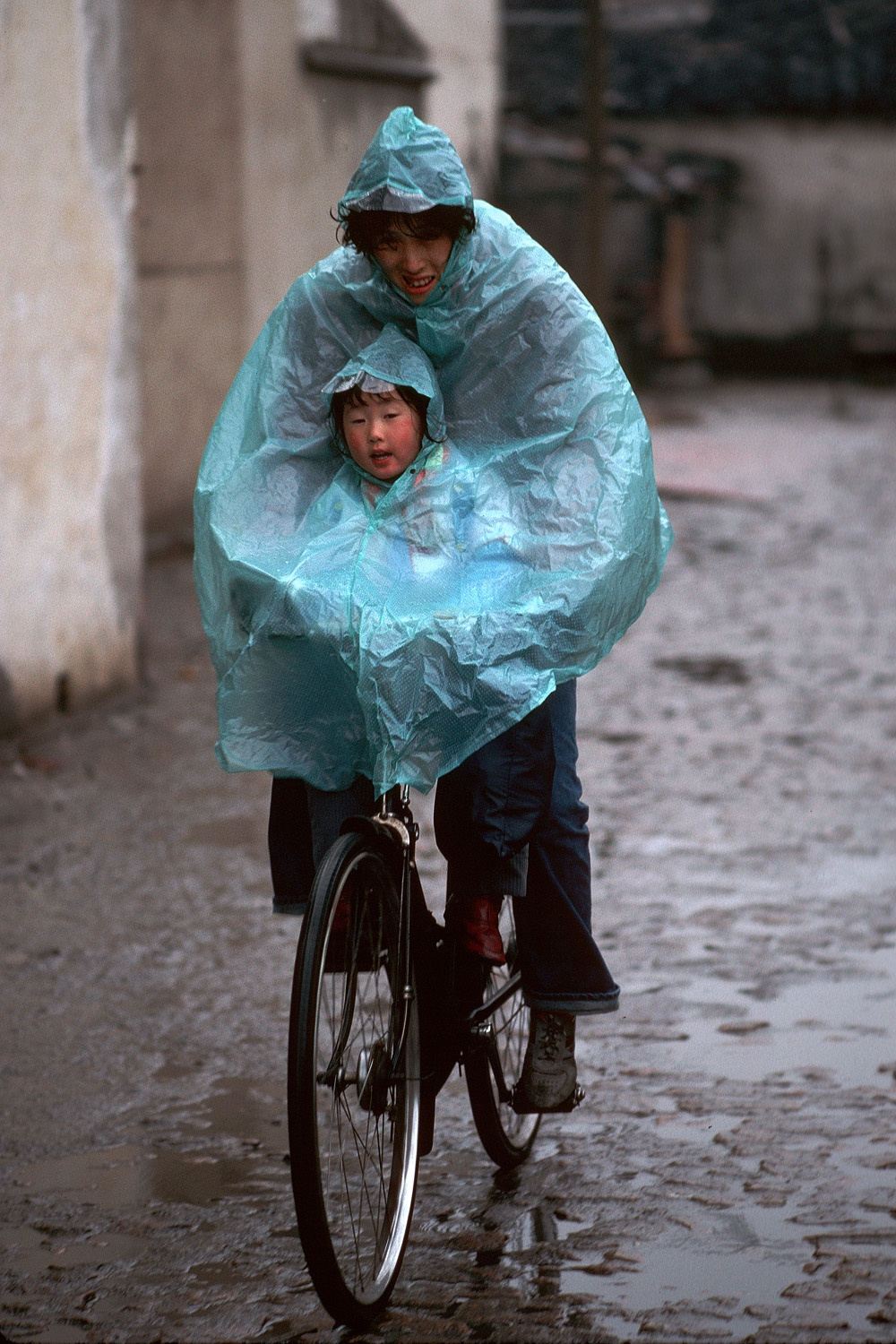bicycleponcho