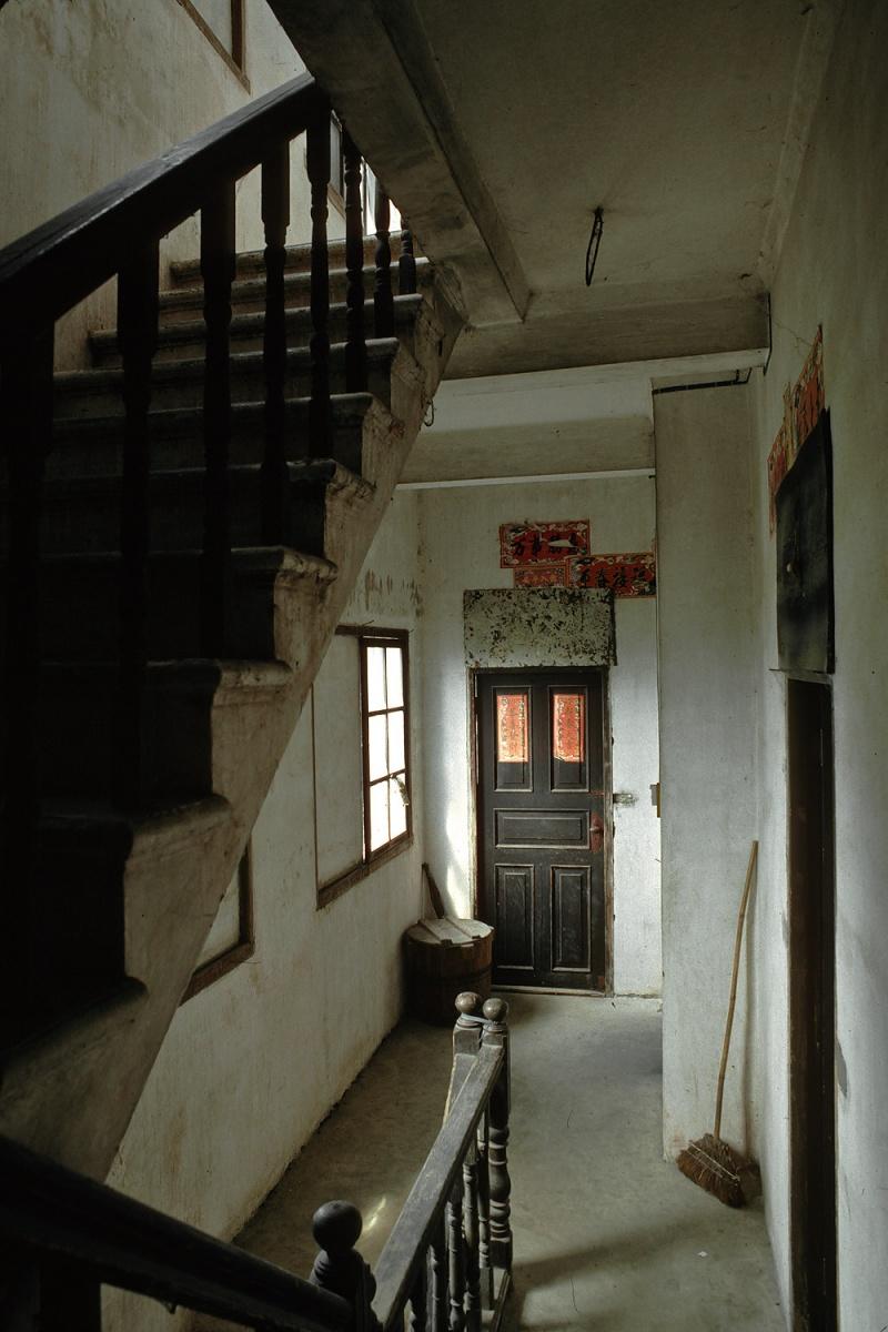 stairway Stairway, Guangdong, China, 1996