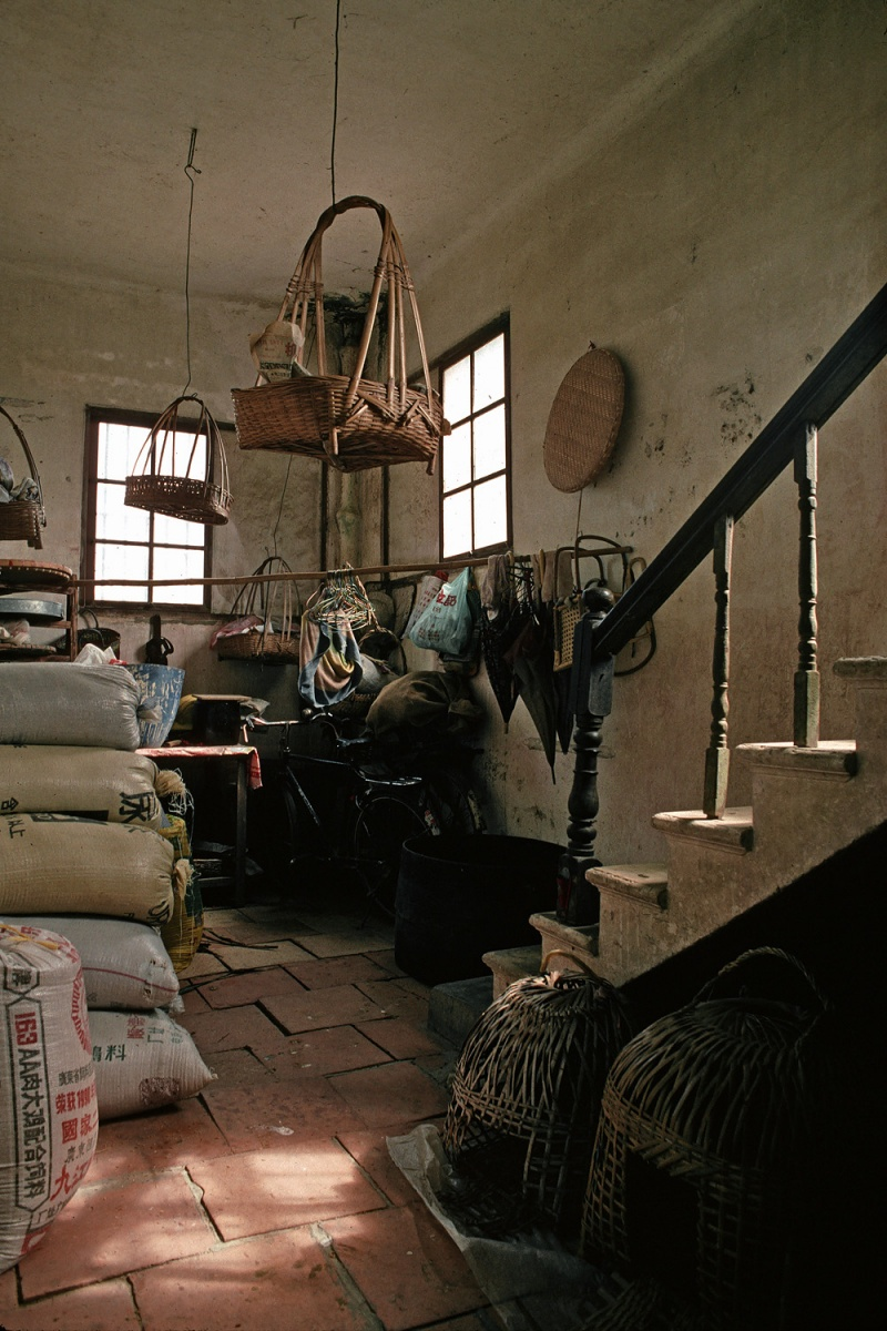 storeroom Storeroom, Guangdong, China, 1996