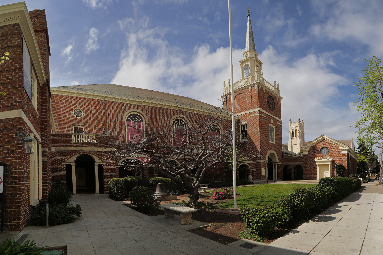 churchpan First Congregational Church,  Berkeley, California, 2015