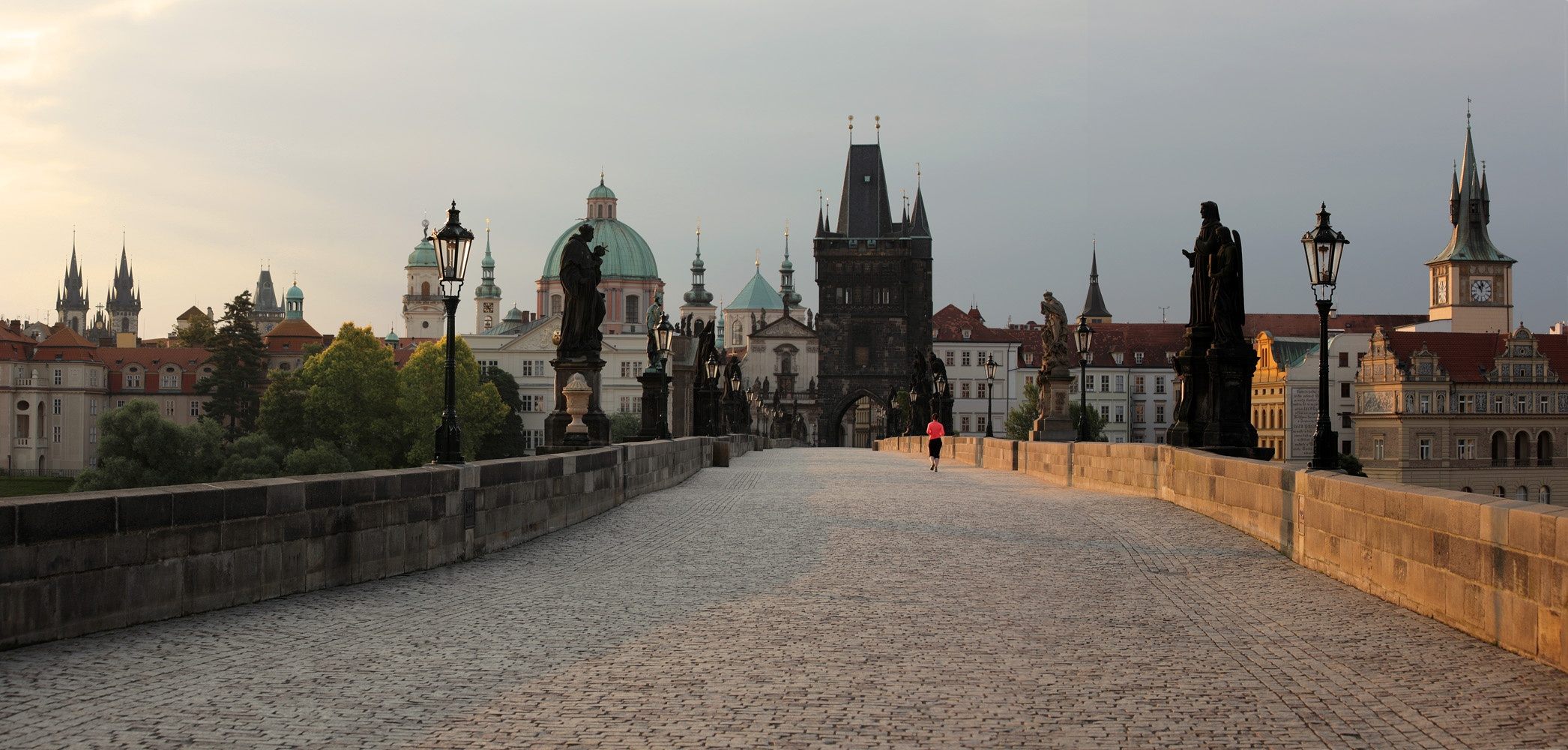charlespanorama Charles Bridge, 