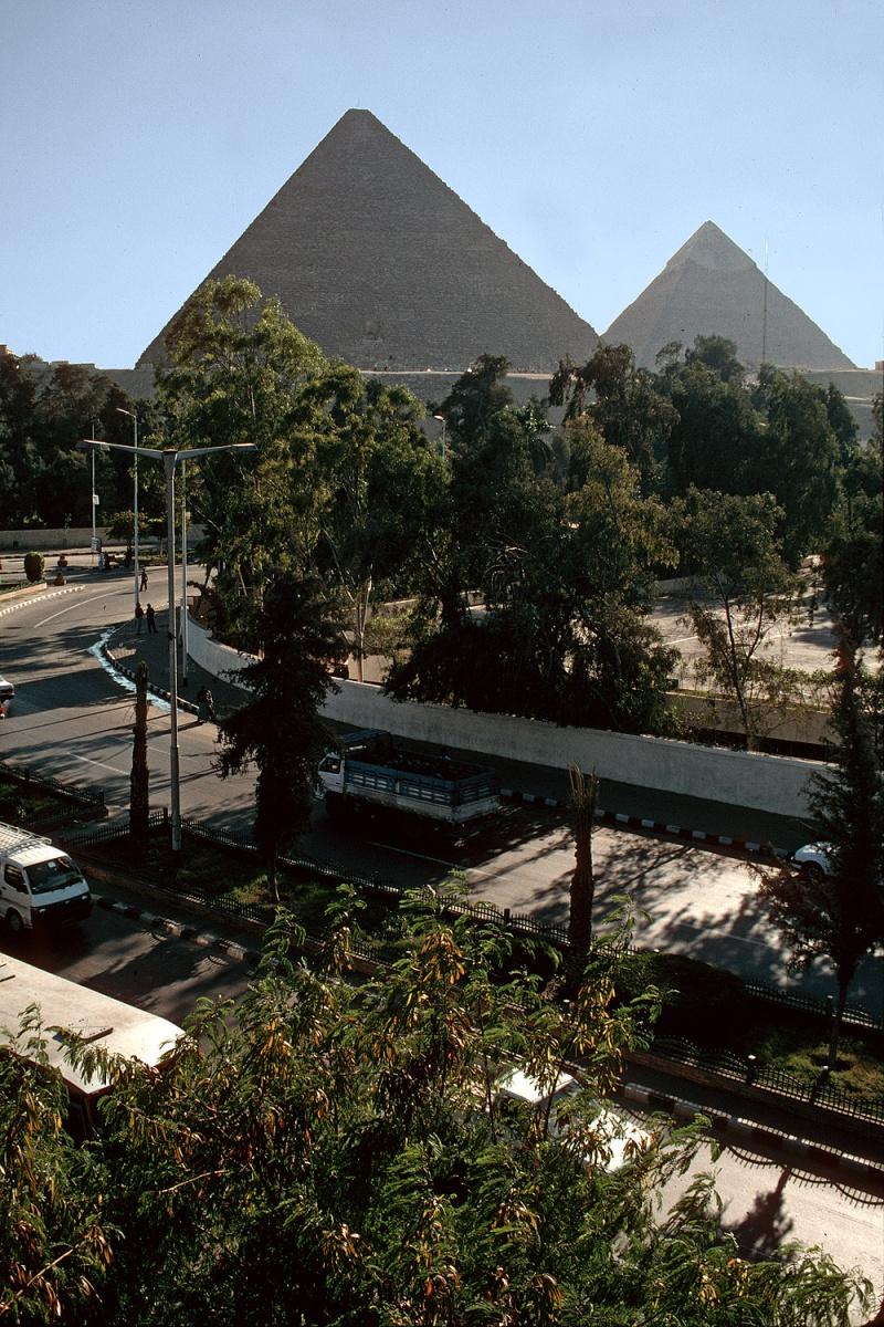 giza Suburban Cairo, Giza, Egypt, 1998
