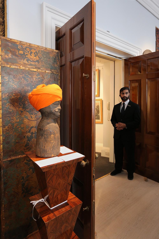17-sothebysA Sotheby's Auction House,  London, England, 2017