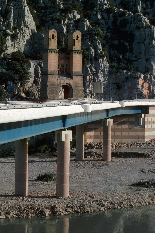 bridgetower Southern France, 1990