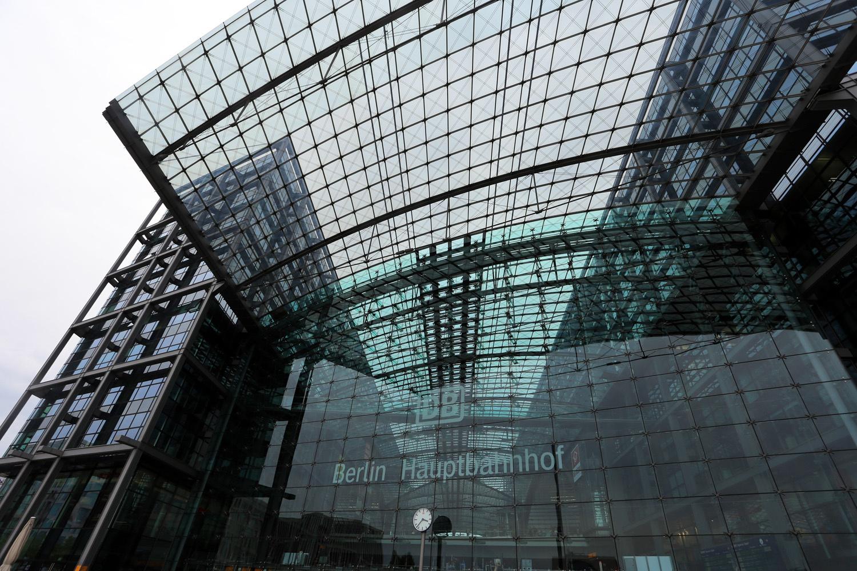 berlinstation Berlin Station,  Washingtonplatz,  BErlin, Germany, 2016