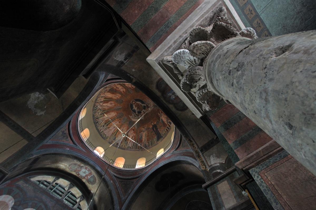 sophiadome Agia Sophia,  Thessoloniki, Greece, 2010