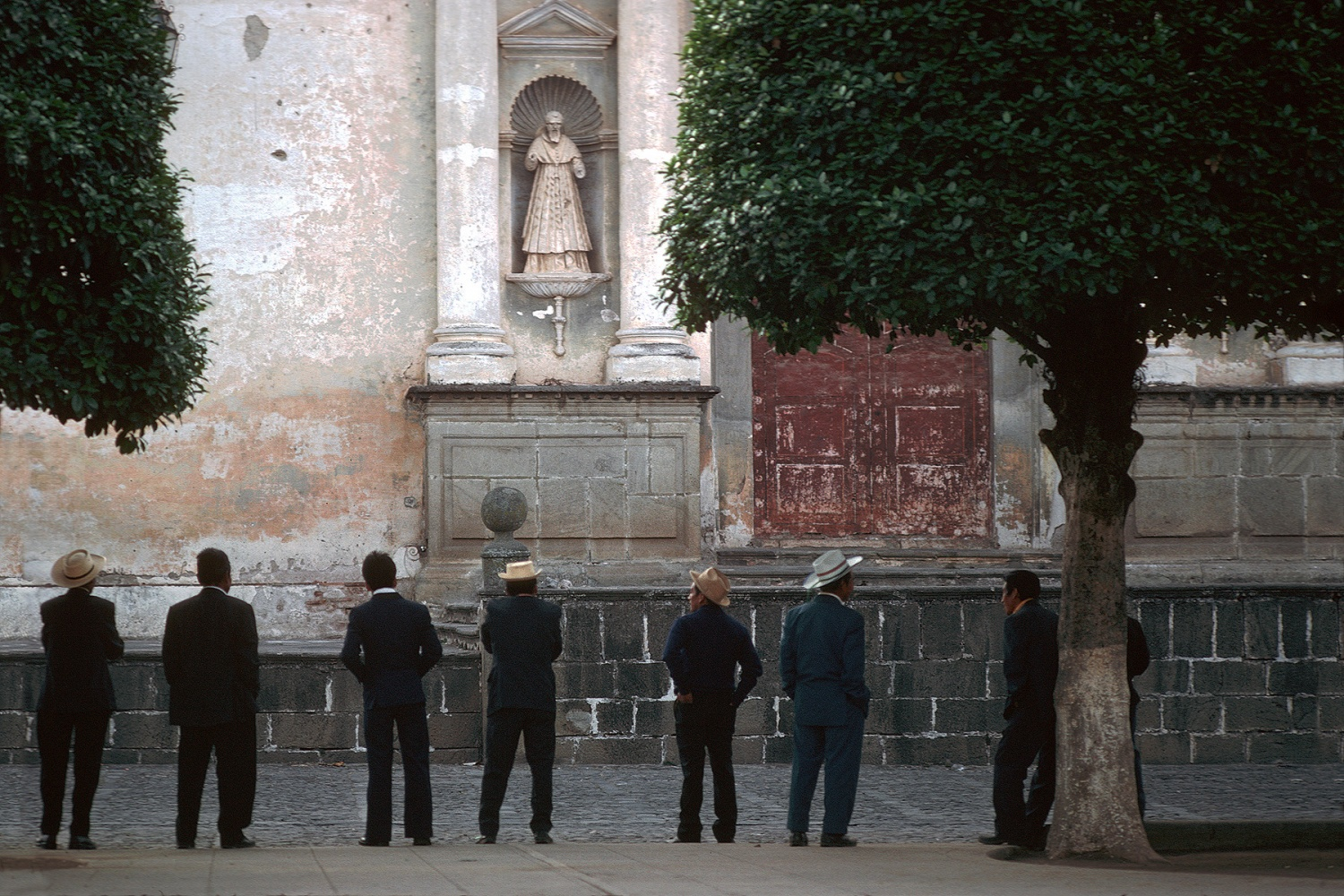 churchmen Church Men, 