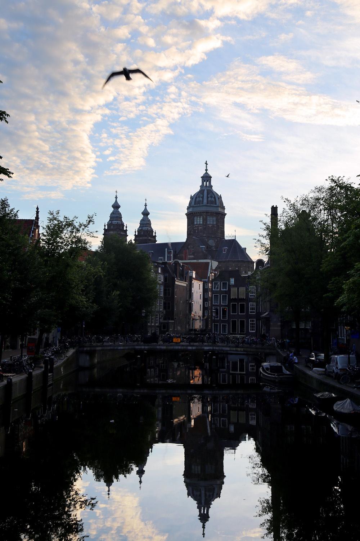 amst-nicholas St. Nicholas Church,  Amsterdam, Holland, 2016