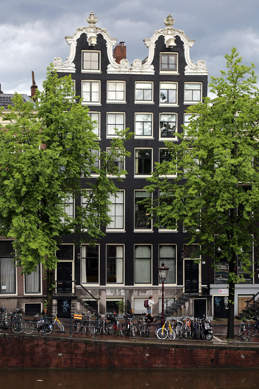 bandwhouse Amsterdam, Holland, 2016