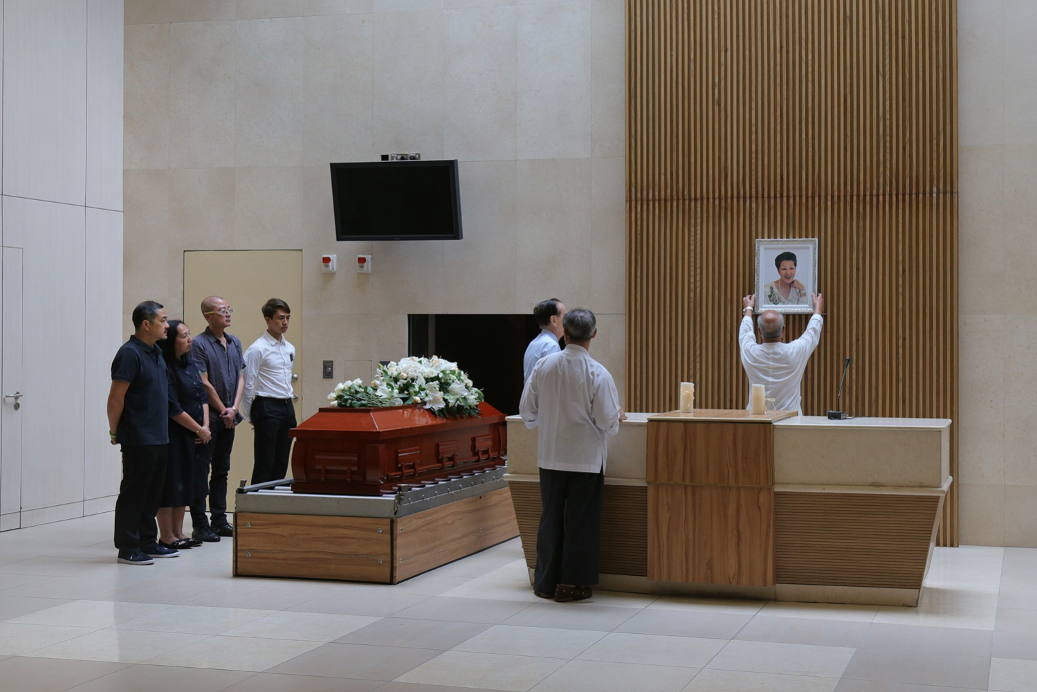 17-cremation Cremation Ceremony,  Hong Kong, 2017