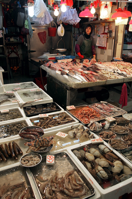 shellfish Shellfish,  Wan Chai, Hong Kong, 2014