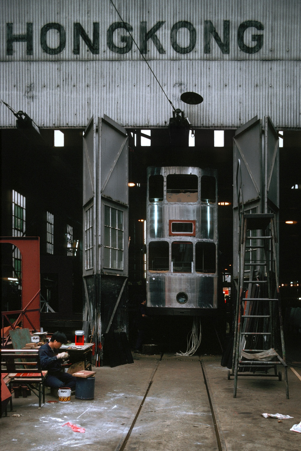 tramworkshop Tram Depot, 