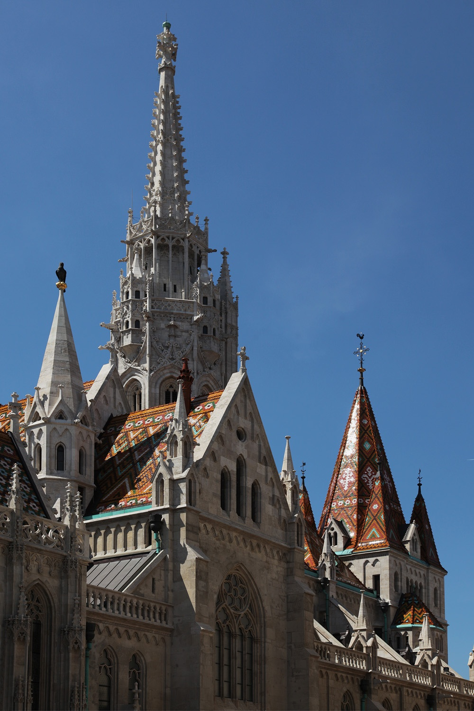matthiasspires Matthias Church,  Budapest, Hungary, 2013