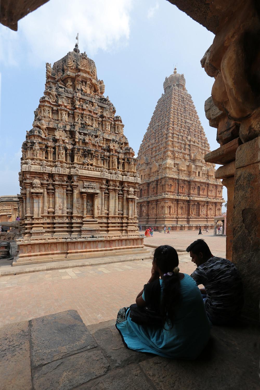 18-brihadB Brihadeeswara Temple,  Thanjavur, India, 2018