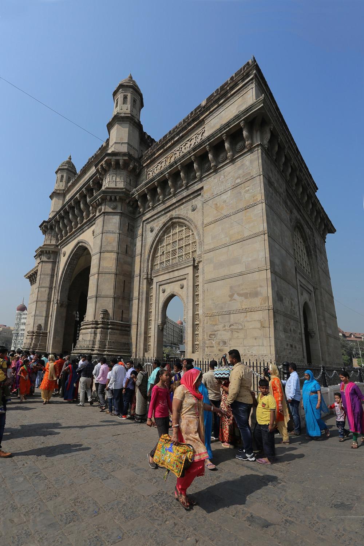 18-indiagateA India Gate,  Mumbai, India, 2018