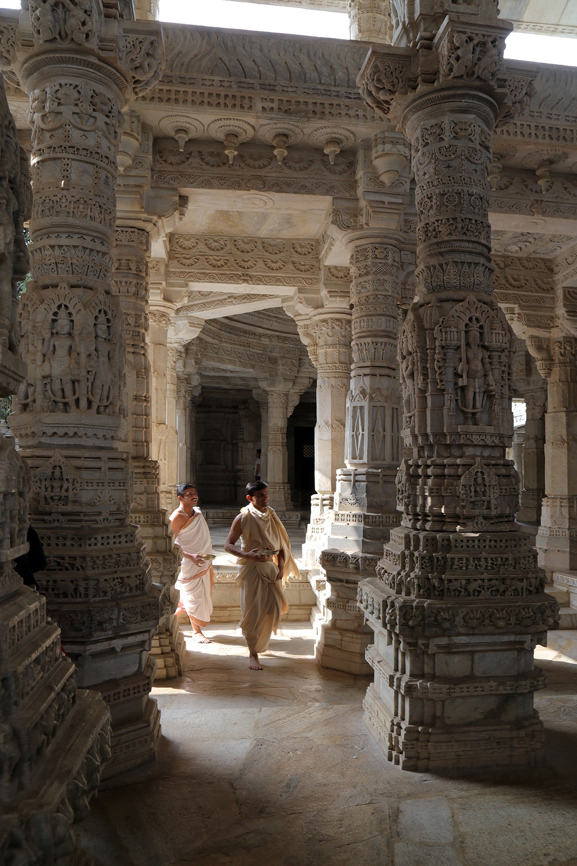 18-jainC Jain Temple,  Ranakpur, India, 2018