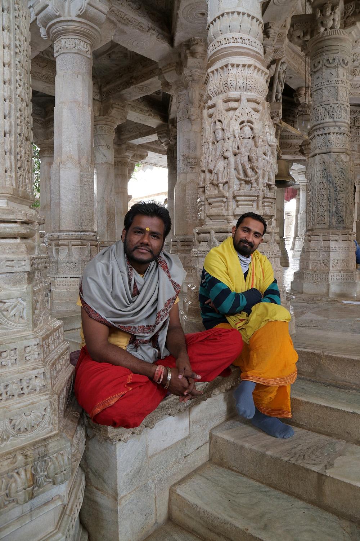 18-jainF Jain Temple,  Ranakpur, India, 2018
