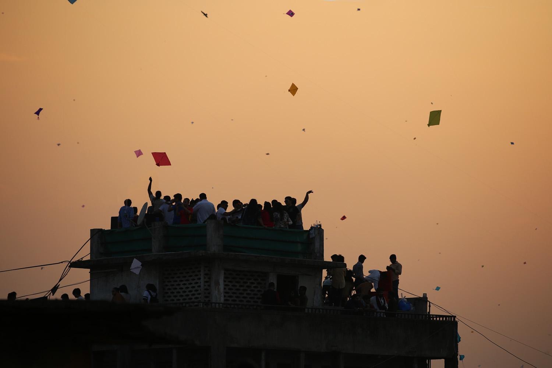 18-kiteE Kite Festival,  Ahmedabad, India, 2018