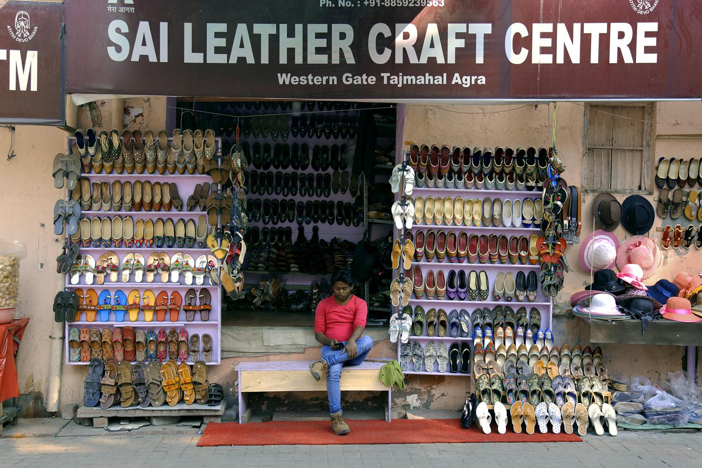 18-leathercenter Leather Center ,  Agra, India, 2018